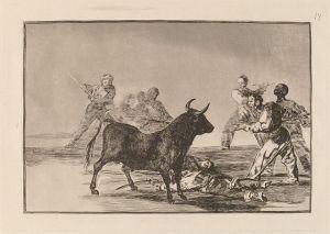 640px-Goya_-_Desjarrete_de_la_canalla_con_lanzas,_medias-lunas,_banderillas_y_otras_armas